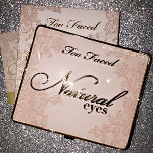 Too Faced • Natural Eyes Palette